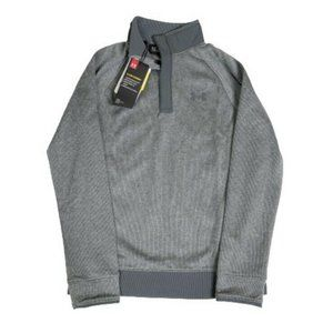 NEW Under Armour Pullover Sweater Fleece Boys 10